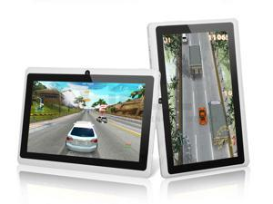 2PCS 7''Android 4.2 3 G tablet pc Allwinner A23 1.2GHz touchscreen compacitive 512M RAM 4GB Nand Flash Wifi