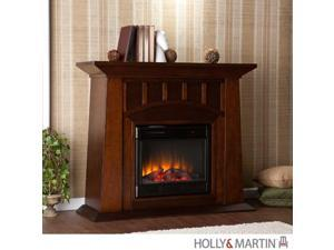 Holly & Martin Laslo Electric Fireplace