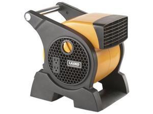 Pivoting Utility Blower Fan with Grounded Outlets-PIVOTING BLOWER FAN
