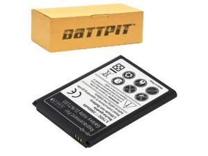 BattPit: Cell Phone Battery Replacement for Samsung GALAXY NOTE II (3200 mAh) 3.7 Volt Li-ion Cell Phone Battery