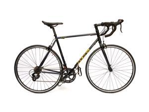 ALTON USA DPR-14  Racing/Commuter 2H7 Speed Shift Lever Road Bike 700C. Dark Blue/Yellow 550mm DP-780 FRAME