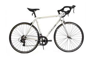 ALTON USA DPR-14  Racing/Commuter 2H7 Speed Shift Lever Road Bike 700C. Silver 550mm DP-780 FRAME