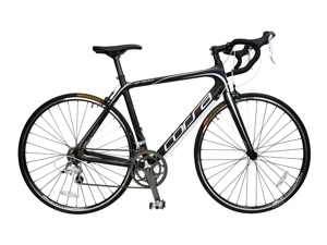 Alton ZR-900 700C 18-Speed Monocoque Full HI-Modulus Carbon Frame Road Bike - Black