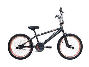 Alton UNO-D 20'' Single-Speed DP-780 Frame BMX Bike - Black
