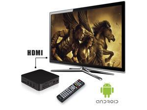 Android 4.0 AML8726-M3 Smart Network TV Box 1080P Full HD playback,Android Media Player, built-in WiFi, AV and HDMI output, ...