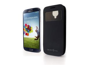 High quality 3000mAh External Backup Battery leather Case Power bank WITH Retail box for Samsung Galaxy S4 mini