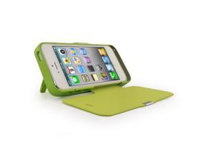 Slim External Rechargeable Backup Battery Charger Charging Case Cover for iPhone 5 5S 5C  (4200mAh)