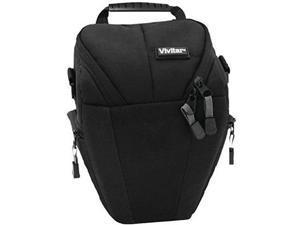 Vivitar Sdks-8 DSLR Camera Bag - Black