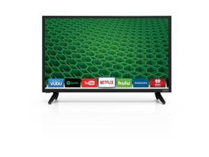 VIZIO D24-D1 24-Inch 1080p HD Smart LED TV - Black