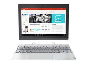 "Lenovo IdeaPad Miix 320-10ICR 80XF0025US 10.1"" Touchscreen LCD 2 in 1 Notebook - Intel Atom x5-Z8350 Quad-core (4 Core) 1.44 GHz - 2 GB LPDDR3 - 64 GB Flash Memory - Windows 10 Pro 64-bit (English)..."