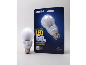 Cree 9.5-Watt (60W) Soft White (2700k) Dimmable LED Light Bulb
