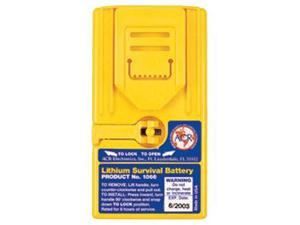 ACR Lithium Survival Battery for 2626, 2727, and 2726A GMDSS Radios