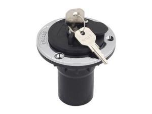 Perko Gas Fill with Locking Cap f/ 1 - 1/2   Hose - 0599DPGCHR