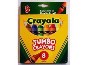 Crayola So Big Crayons 8 Count