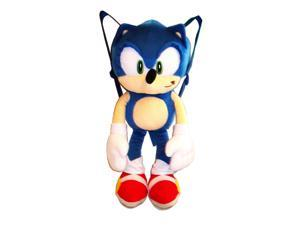 Sonic Plush Back Pack