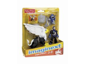 Fisher-Price Imaginext Castle Figure Pack - Knight and Phoenix
