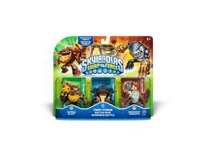 Skylanders SWAP Force Fiery Force Battle Pack: Bumble Blast/ Fiery Forge/ K #zTN