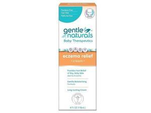 Gentle Naturals Eczema Cream - 4 Ounce