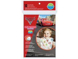 Disney Cars Disposable Bibs - 10 Count