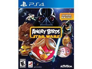 Angry Birds Star Wars for Sony PS4