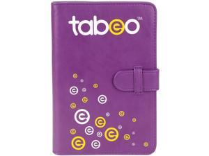 Tabeo Folio Case and Stand - Purple