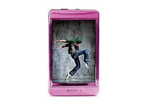 Riptunes 8GB Touch MP3 Player with Video - Pink