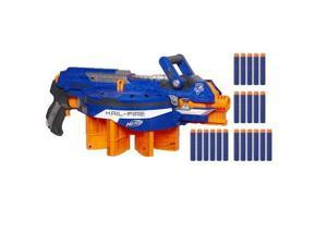 Nerf N-Strike Elite Hail Fire Blaster #zCL