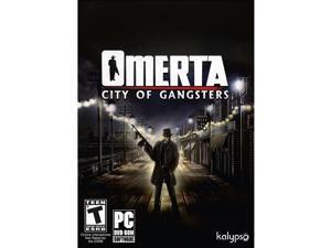 Omerta - City of Gangsters for PC