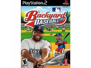 Backyard Baseball 10 for Sony PS2