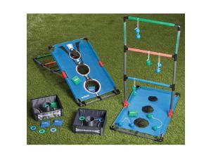 Stats 3-in-1 Combo Ladderball/Washer/Bean Bag Toss Set