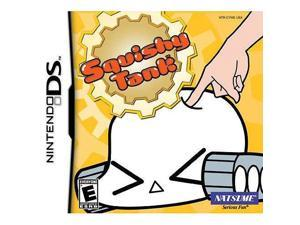 Squishy Tank for Nintendo DS
