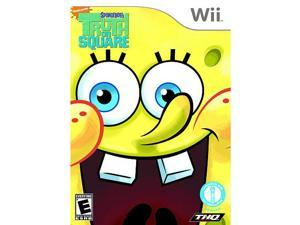 Spongebob: Truth or Square Wii Game THQ
