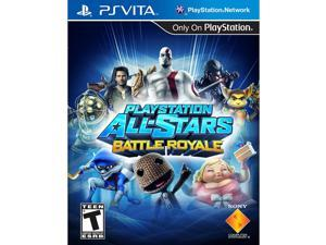 PlayStation All-Stars Battle Royale for Sony PS Vita