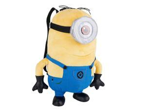 "Despicable Me 2 Plush Minion Stuart 15"" Backpack"