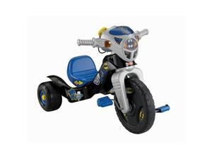 Fisher Price Lights and Sounds Tricycle - Batman
