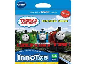 Vtech InnoTab Learning Game Cartridge - Thomas & Friends: Exploring Sodor