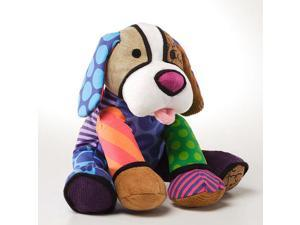Britto Mini Puppy Plush - 8.5 inch
