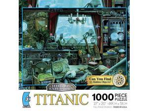 Hidden Expedition: Titanic: 1000 Pieces
