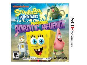 Spongebob Squarepants: Planktons Robotic Revenge for Nintendo 3DS