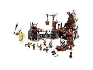 LEGO The Hobbit The Goblin King Battle 79010