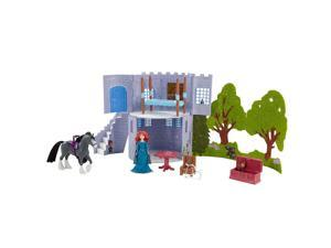 Disney Pixar Brave Castle and Forest Playset
