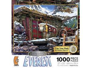 Hidden Expedition: Everest: 1000 Piece