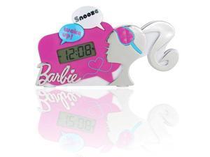 Barbie Glamtastic Alarm Clock Radio #zMC