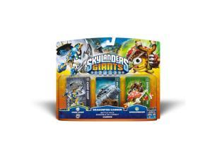 Skylanders Giants: Battle Pack- Chop Chop, Shroomboom, Dragonfire Cannon
