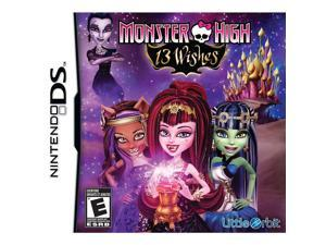 Monster High: 13 Wishes for Nintendo DS