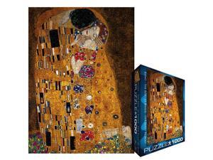 The Kiss 'Der Kuss' Jigsaw Puzzle - 1000-Piece