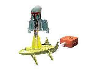 Star Wars Science Boba Fett Launch Lab