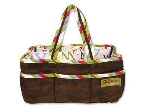 Trend Lab Dr. Seuss ABC Storage Caddy - Brown