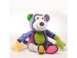 Britto Mini Monkey Plush - 9 inch