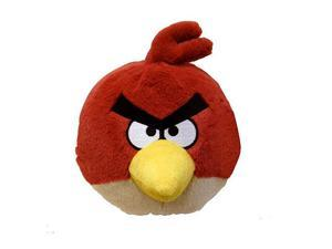 Angry Birds 8 inch Plush with Sound - Red #zMC